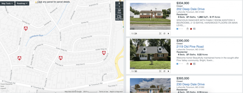 Pine valley home sales 21093Pine valley home sales 21093